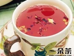 谈谈玫瑰茉莉花茶的功效