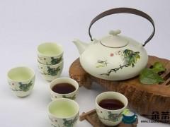 陶瓷茶具怎么清洁?瓷质茶具的保养的方法?
