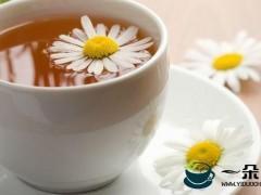 蜂蜜菊花茶养心润肺最适宜,今天喝了没