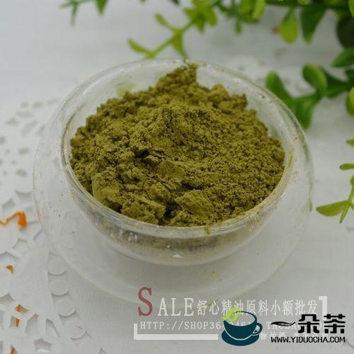 保健效果最好的绿茶粉品牌  哪个牌子的绿茶粉好
