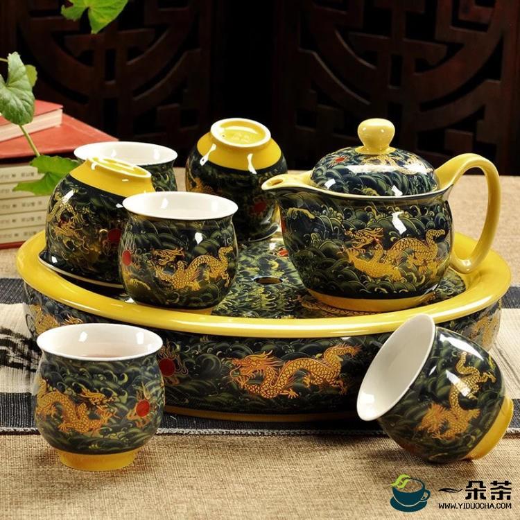 陶瓷茶具简介