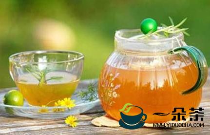 12种不同肥胖型的天然瘦身茶