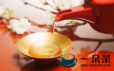 茶是世界上最时尚的养生饮品