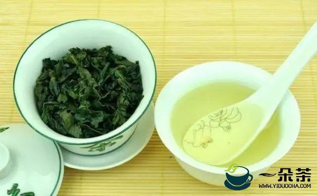 铁观音茶文化与保健养生