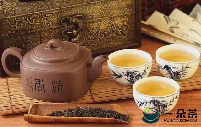 喝茶前为什么要温杯烫壶?