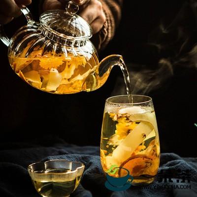 冬季上火高发期嗓子难受选对润喉茶