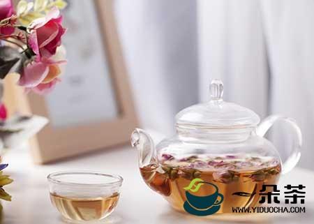 肝郁气滞喝玫瑰花茶不宜与茶叶同泡