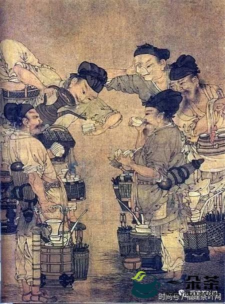 我国古时斗茶发展及其文化历史介绍
