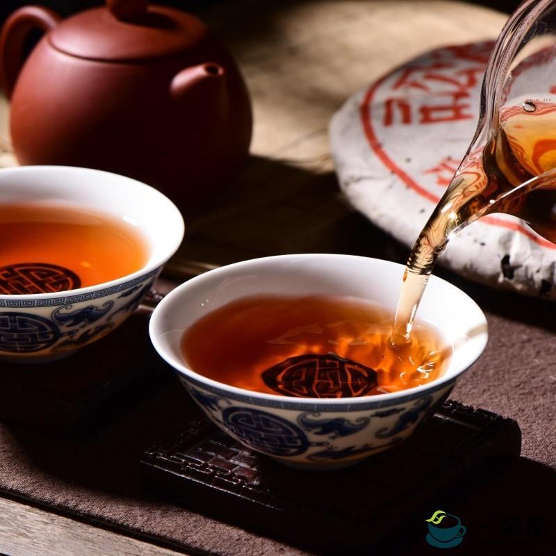 普洱茶的茶气