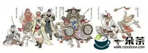 《金瓶梅》除了潘金莲,还有茶文化!