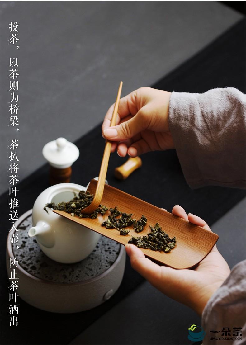 制好茶、卖好茶的大学生茶艺人