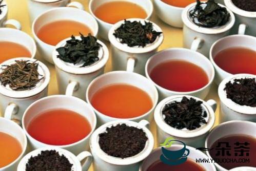 茶叶鉴别方法