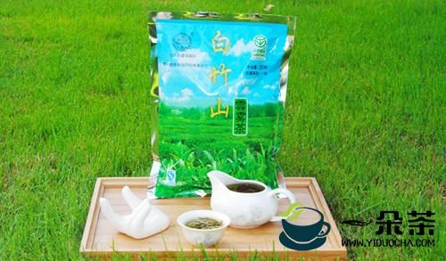 白竹山茶业公司复工复产势头好
