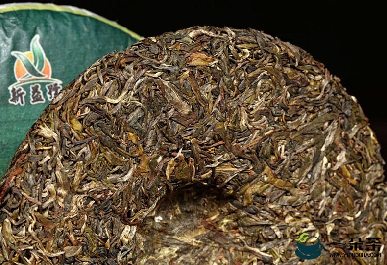 绿茶和普洱茶的区别
