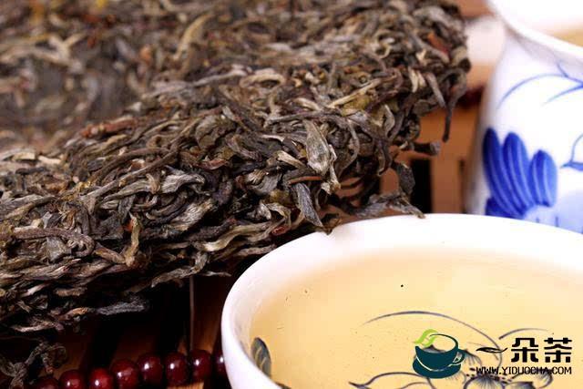 老普洱茶的鉴别