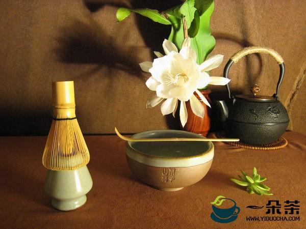 日本茶道的四个时代