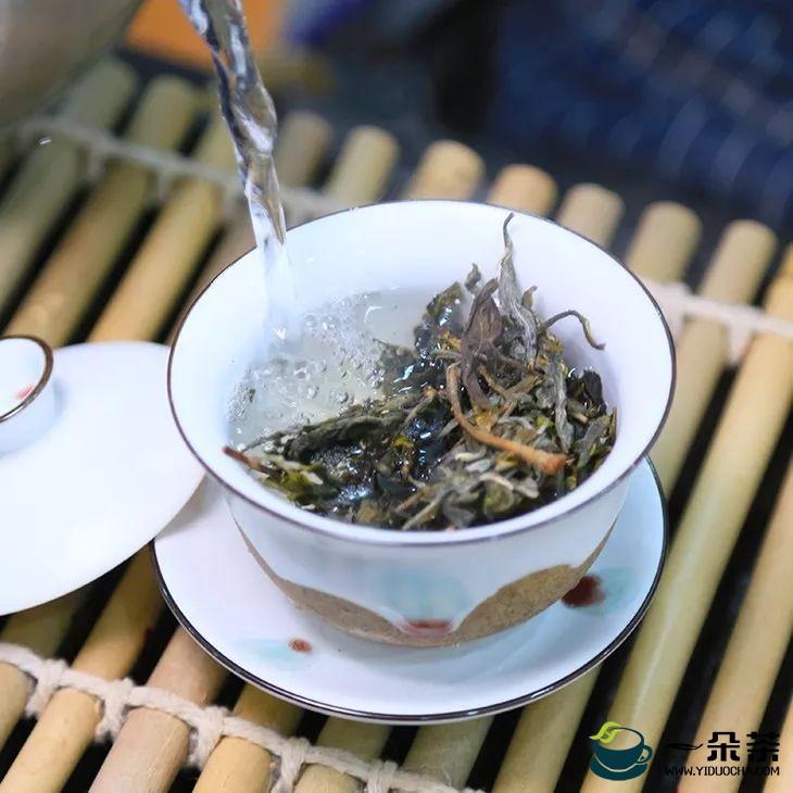 白茶(白牡丹、白毫银针)的鉴别方法