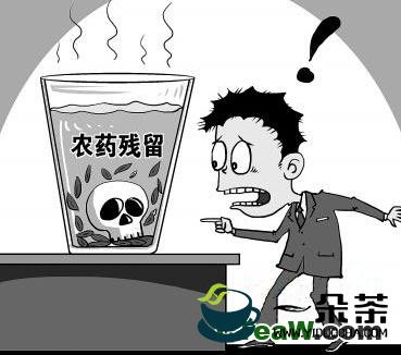 脂溶性农药可降低茶叶农药残留隐患