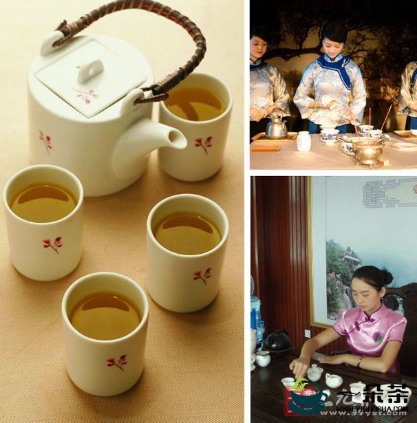 品茶意境、以茶育德