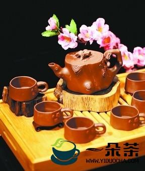紫砂茶具使用前应该怎样清洁方法