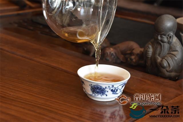 泡一泡高品质普洱茶之醒茶
