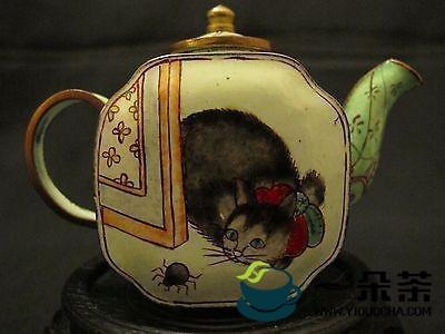 茶具欣赏:美爆了的中国古壶