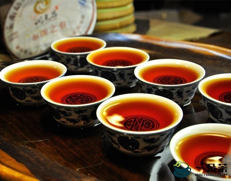 普洱茶的保健功能