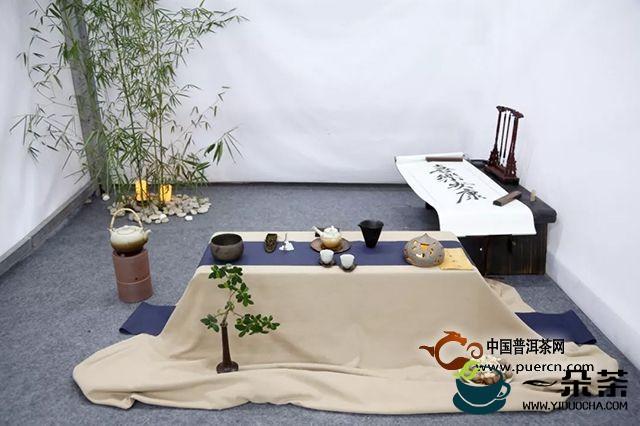 现代茶席设计要突出个性化风格