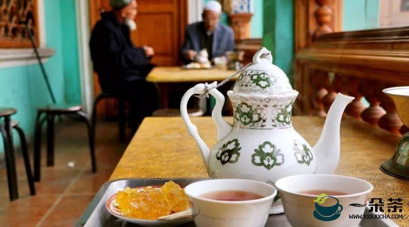 饮茶史话——瘦身之茶