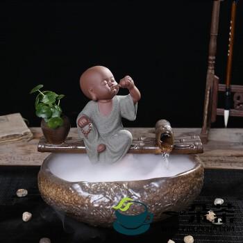 紫砂陶艺的传说
