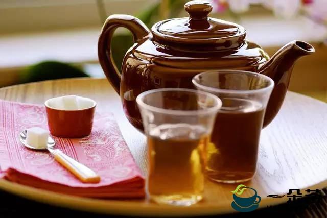 饮茶补锰防瘙痒