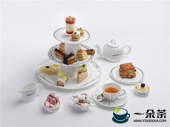 你真的了解英国下午茶吗?