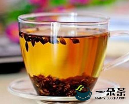 大麦茶可以解油腻
