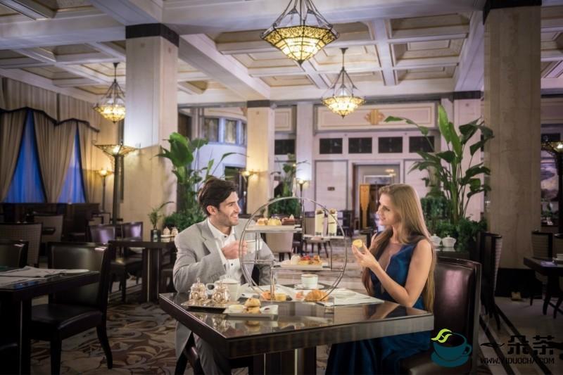 茶店和茶舞