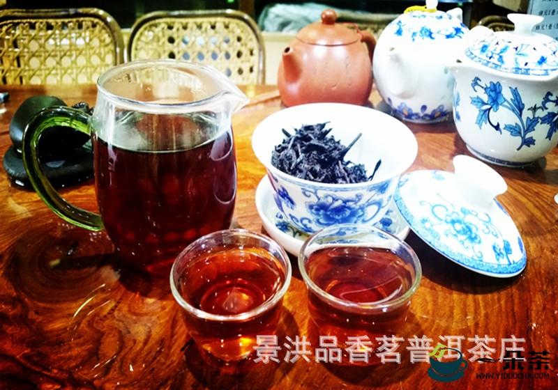 防癌抗癌与普洱茶