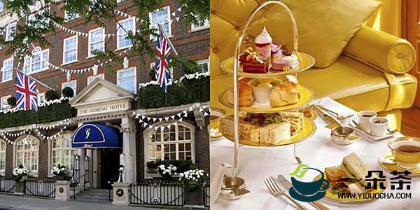 伦敦英式下午茶的午后秘密