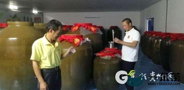 印江新宅村:茶叶酿酒!小叶片发展大有可为